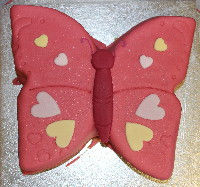 CakeButterfly