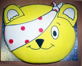Pudsey Bear Children in Need