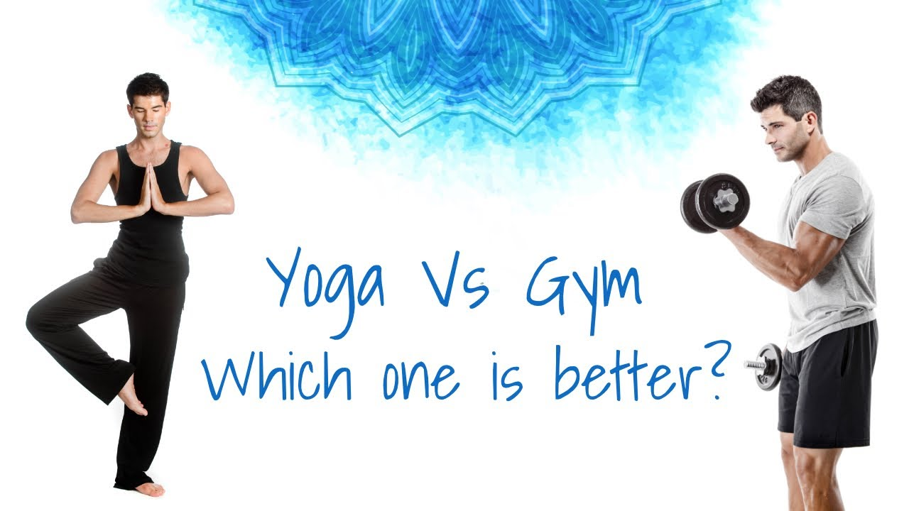 Yoga vs Weight Lifting1